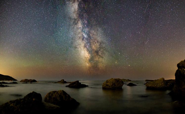 Cómo fotografiar la Vía Láctea: Primeros pasos