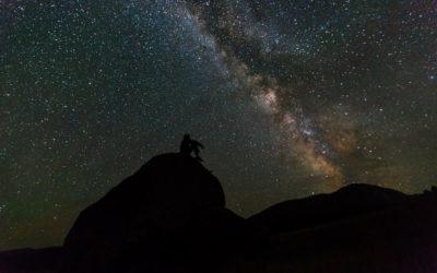 La mejor configuración de cámara para la Vía Láctea