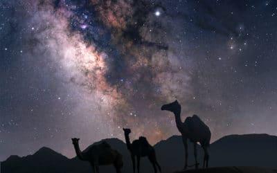 Descubre los Mejores Trucos para Lograr Composiciones Espectaculares con la Vía Láctea