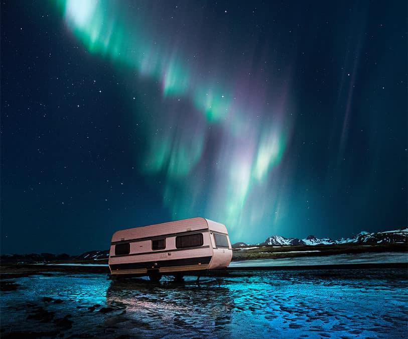 Guía completa para fotografiar la Aurora Boreal